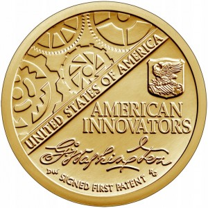 1 $ USA - American Innovation 2018 D nr 1