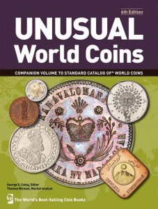 Krause - Unusual World Coins 6 ed. NEW !!