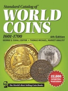 Krause XVII w. Catalog of World Coins  6 ed. NEW !
